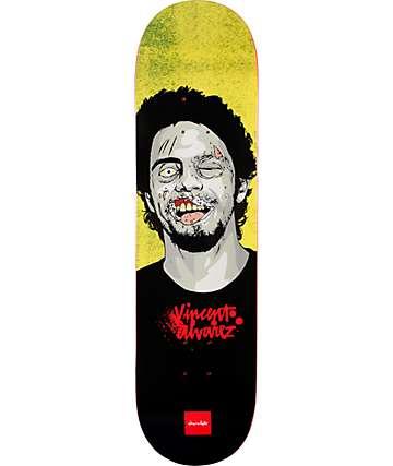 "Chocolate Alvarez Zombie 8.25"" Skateboard Deck"