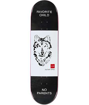 "Chocolate Berle Solitary Animals 8.25"" Skateboard Deck"