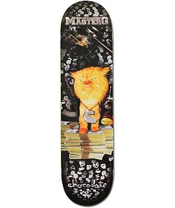 "Chocolate Chris Roberts Master G 8.0""  Skateboard Deck"