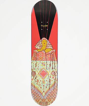"""Chocolate Hsu Goddess 8.0"""" tabla de skate"""