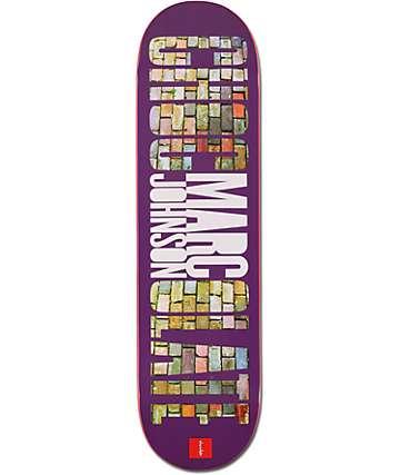 "Chocolate Johnson Big Chunk 8.0"" Skateboard Deck"