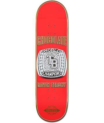 "Chocolate Raven Tershy World Champs 8.5""  Skateboard Deck"
