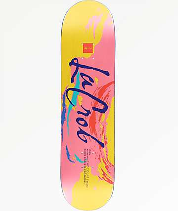 "Chocolate Roberts La Crob 8.0"" Skateboard Deck"