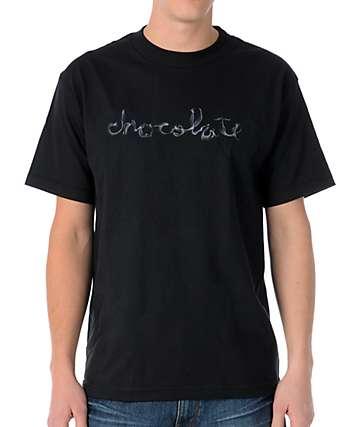 Chocolate Smoke Black T-Shirt