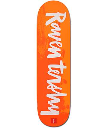 "Chocolate Tershy Chunk City 8.5"" Skateboard Deck"