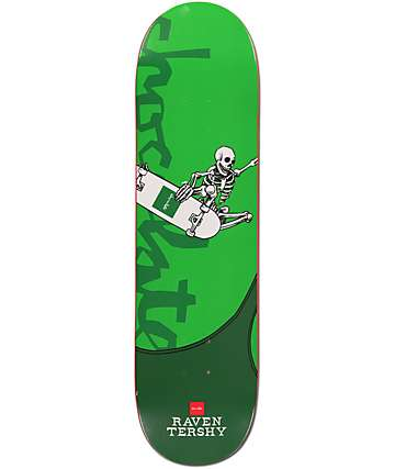 """Chocolate Tershy Day Of The Shred 8.5"""" Skateboard Deck"""