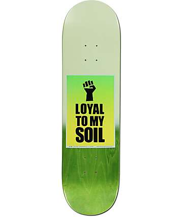 "Chocolate Tershy Loyal To My Soul 8.5"" tabla de skate"