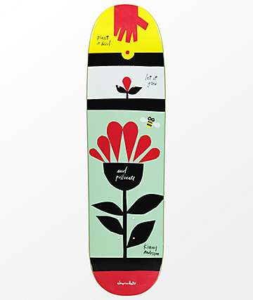 "Chocolate x Converse Kenny Anderson 8.25"" Skateboard Deck"