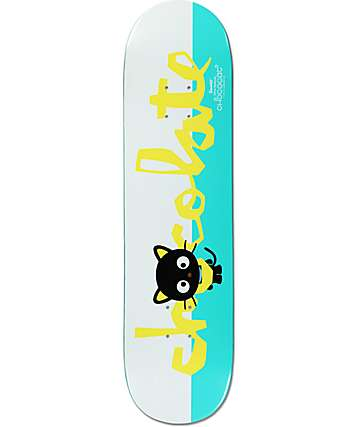 "Chocolate x Sanrio Roberts Chococat 8.0""  Skateboard Deck"