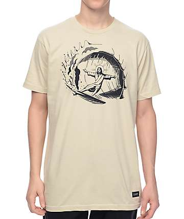 Chomp 2nd Coming Sand T-Shirt