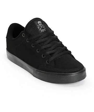 Circa Lopez 50 zapatos de skate en negro