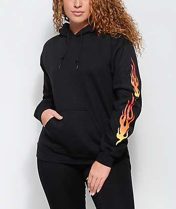 Civil Slay All Day Black Hoodie