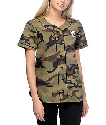 Civil Slay All Day Camo Jersey