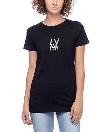 Civil Slay Black T-Shirt