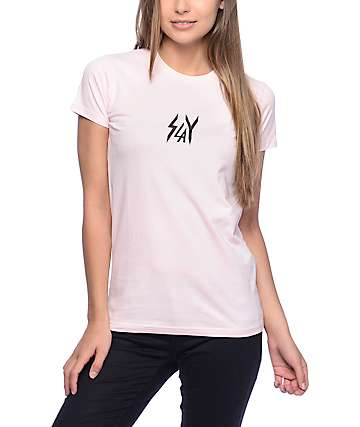 Civil Slay Pink T-Shirt