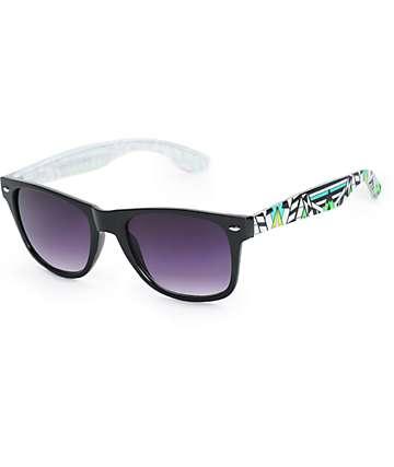 Classic Neon Aztec Sunglasses