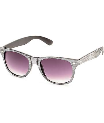 Classic Saltwater gafas de sol madera negro