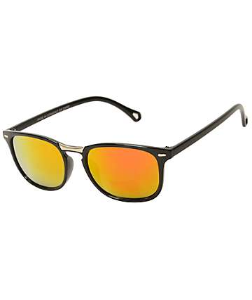 Classic Slim Gold Bridge Sunglasses