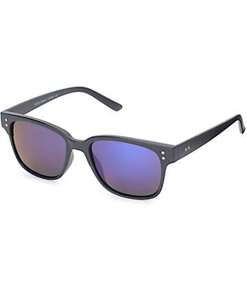 Classic Southbay Black & Blue Sunglasses
