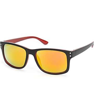 Classic Squared Off Sunglasses