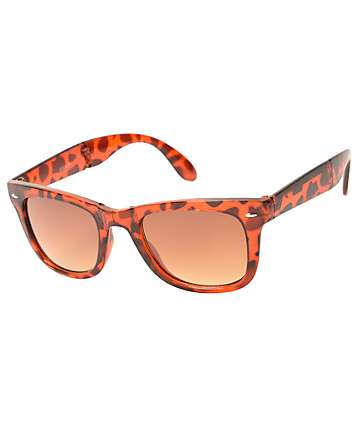 Classic Stealth Folding Sunglasses