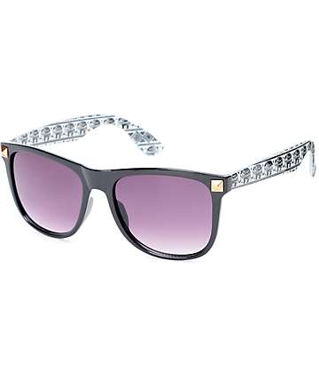 Classic Studded Wise One Sunglasses