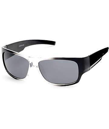 Clear Fade Sunglasses