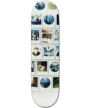 "Cliche Eldridge Away Days 8.125"" Skateboard Deck"