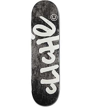 """Cliche Handwritten 8.25""""  Skateboard Deck"""