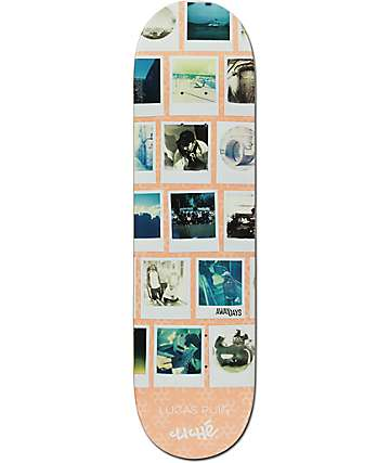 "Cliche Puig Away Days 8.25"" Skateboard Deck"