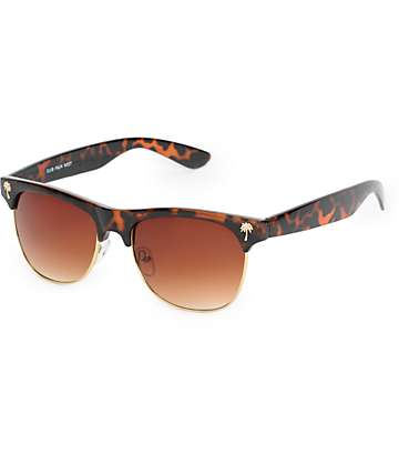 Club Palm West Tortoise Sunglasses