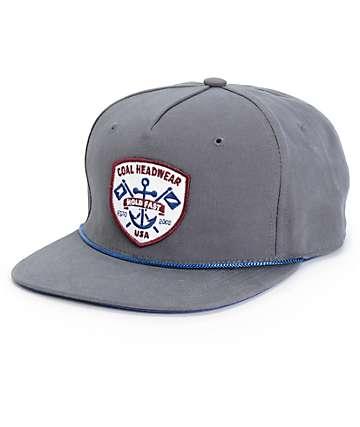 Coal Ebb Tide Snapback Hat