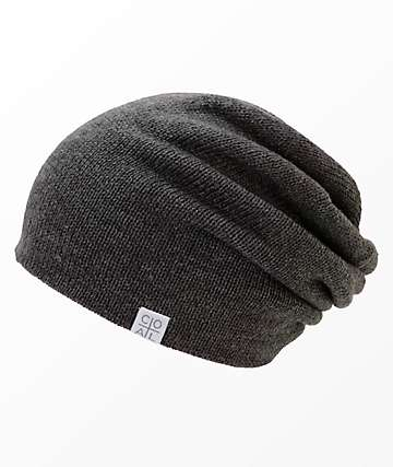 Coal FLT Charcoal Beanie