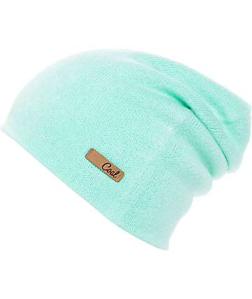 Coal Julietta Mint Slouch Beanie