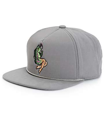 Coal Lore Fish Maiden Snapback Hat