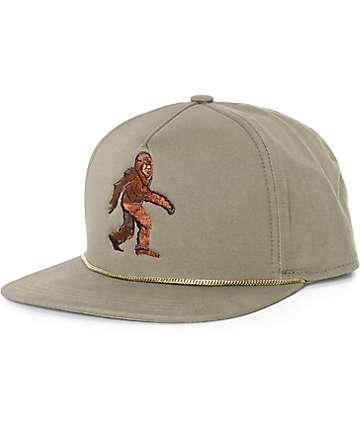 Coal Lore Sasquatch Snapback Hat