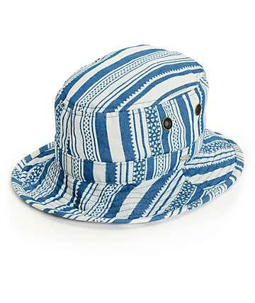 Coal Spackler Batik Bucket Hat