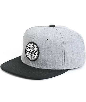 Coal The Classic H Snapback Hat