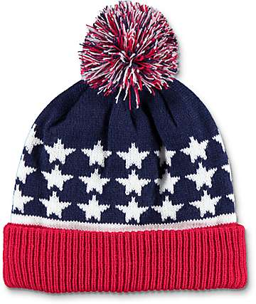 Coal The Nation U.S. Beanie