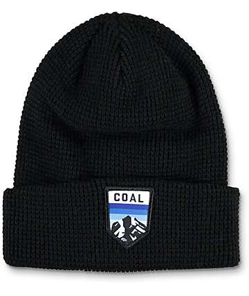 Coal The Summit Black Beanie