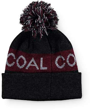 Coal The Team H Pom Beanie