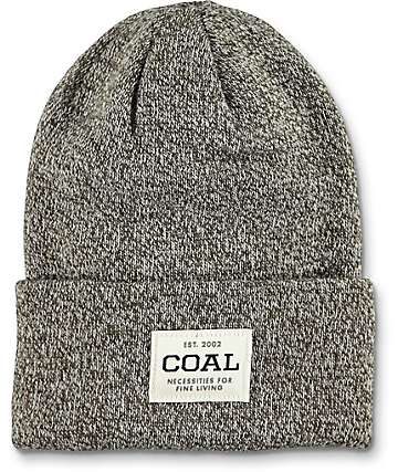 Coal Uniform Olive Marled Beanie