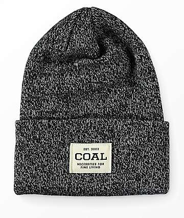 Coal Uniform gorro marled con vuelta