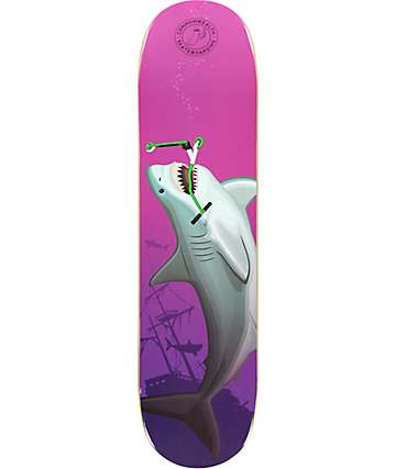 "Commonwealth Apex Predator 8.0"" Skateboard Deck"