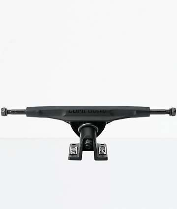 Compound 9.5 Reverse Matte Black Longboard Truck