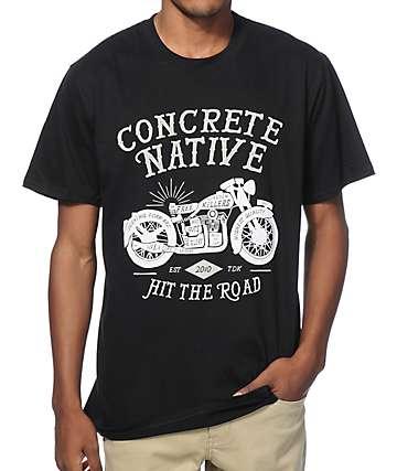 Concrete Native Easy Rider T-Shirt
