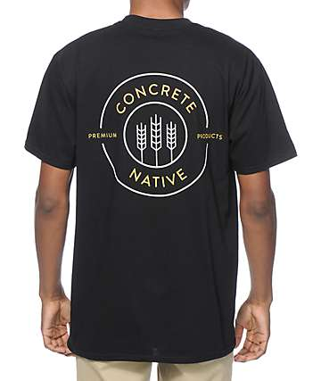 Concrete Native The Plains T-Shirt