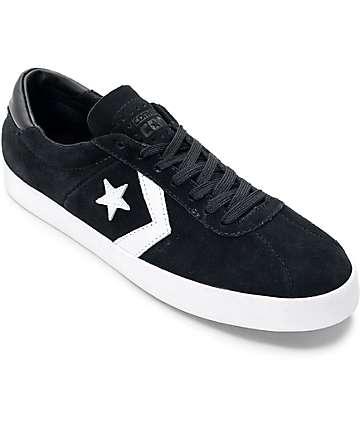 Converse Breakpoint Pro Ox zapatos de skate en blanco y negro