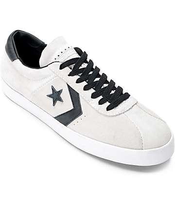 Converse Breakpoint Pro Ox zapatos de skate en negro y blanco