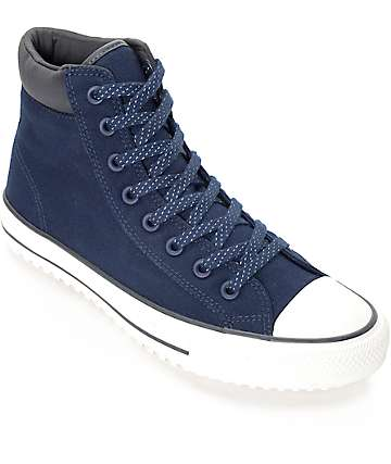 Converse CT PC zapatos hi-top en obsidiana y negro